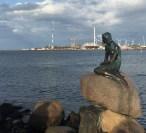 Litle Mermaid, Copenhagen