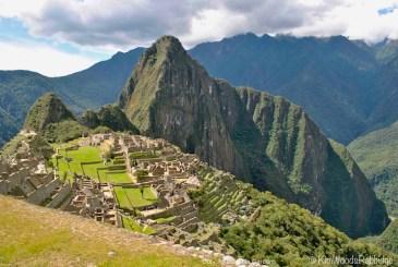 South America - Peru - Machu Picchu