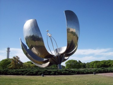 'Flores Generica' or Steel Flower, Buenos Aires Argentina