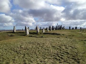 Isle of Lewis Callanish Standing Stones