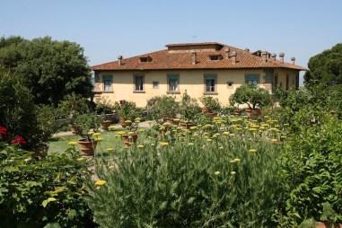 Italy - Villa Gamberaia