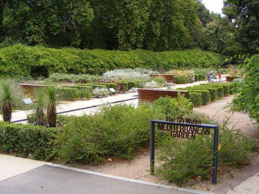 SA Water Mediterranean Garden - Botanic Garden. Photo Peripitus
