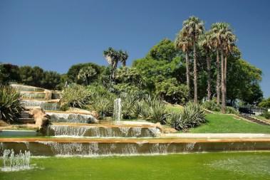 Barcelona Jardins del Mirador de l'Alcalde Spain. Photo Jorge Franganillo