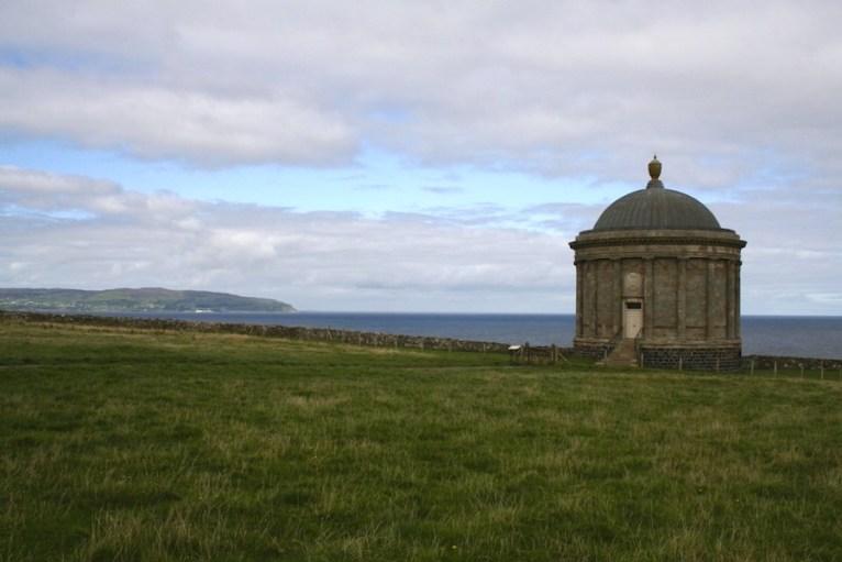 Mussenden Temple, Downhill Demesne, Northern Ireland