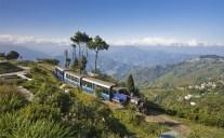 Darjeeling train, India