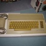 Commodore C64 (boxed)