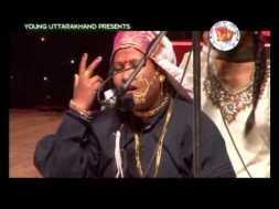 Pandavaas Group in YUCA garhwali songs