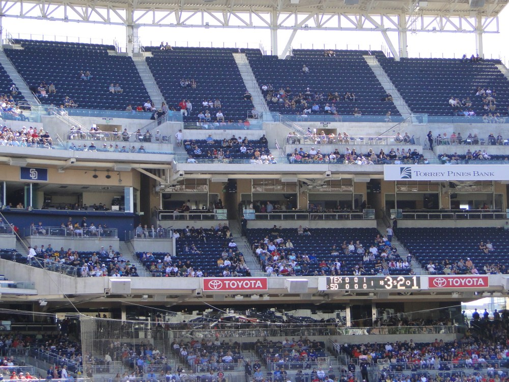 Pondering the Padres at Petco Park ~ (5/5)