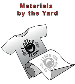 Material by the Yard