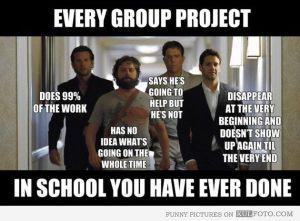 group work meme