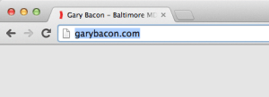 Awesome Bar, URL