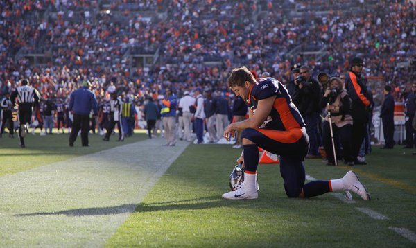 When Does Humor Become Hate Speech? Analyzing Grantland's Focus on Tim Tebow's Faith, by Adam Caress