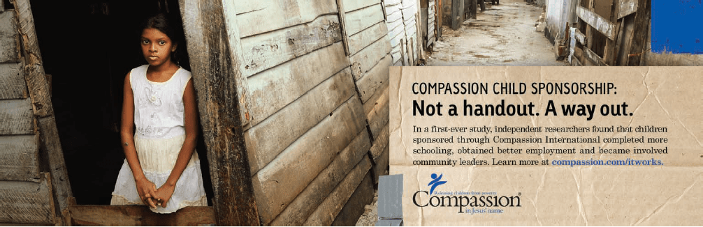 Compassion Scams: Do Child Sponsorship Programs Work? by Kristen Castillo