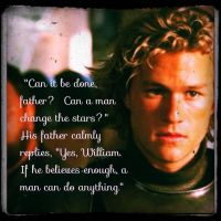 """A Knight's Tale 1: The Thatcher's Motto, """"A Man Can Change His Stars"""""""