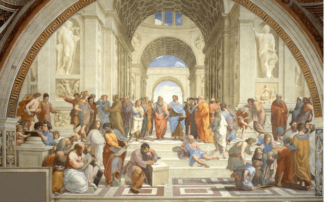 The Greco-Roman Liberal Arts: When Students were more than just Numbers