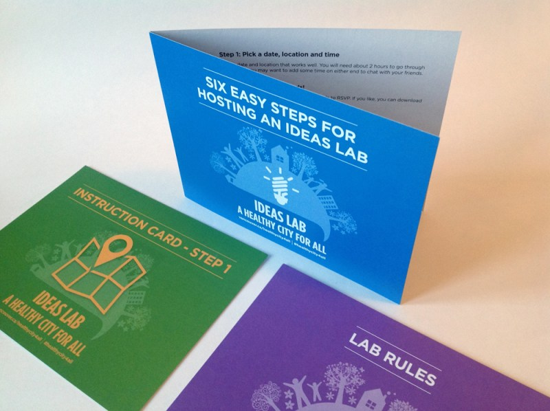 Healthy City For All – Ideas Lab Kit