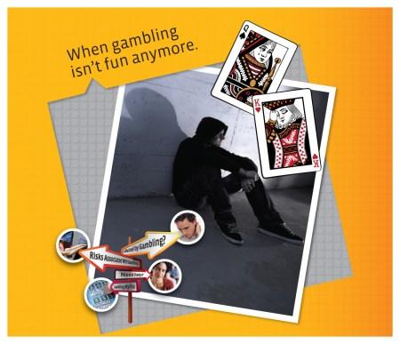 When Gambling isn't Fun Anymore | Clinical Display