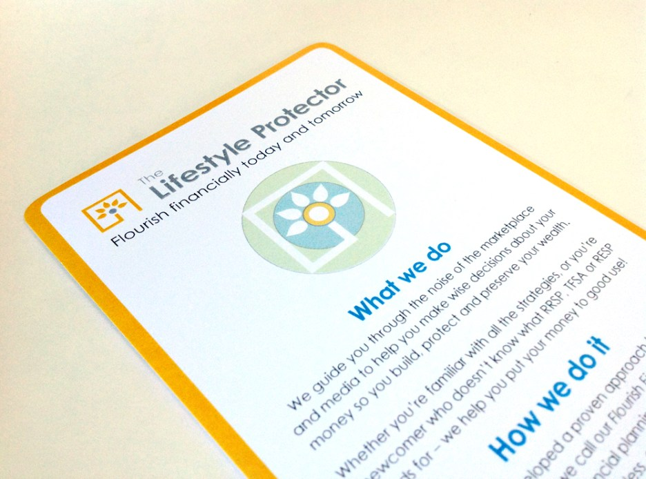 Lifestyle Protector | Philosophy Rack Card