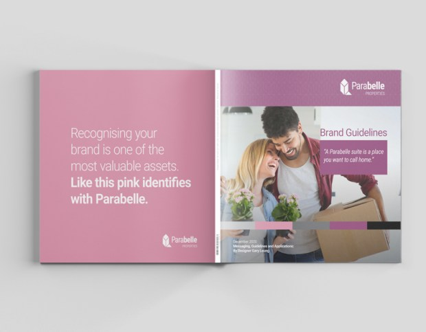 Parabelle Properties Brand Guidelines