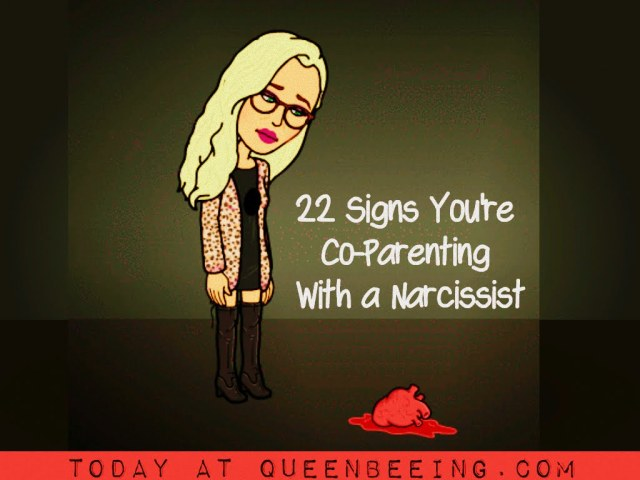 22 Signs You're Co-Parenting With a Narcissist