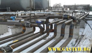 Warehouse for LPG Synergon Petroleum – stagе 1