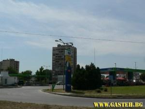 Метан станция OMV