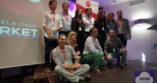 Ponente primer encuentro Innovacion y Marketing Gastronomico Erika Silva