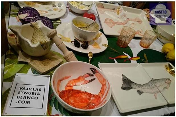 Vajillas by Nuria Blanco