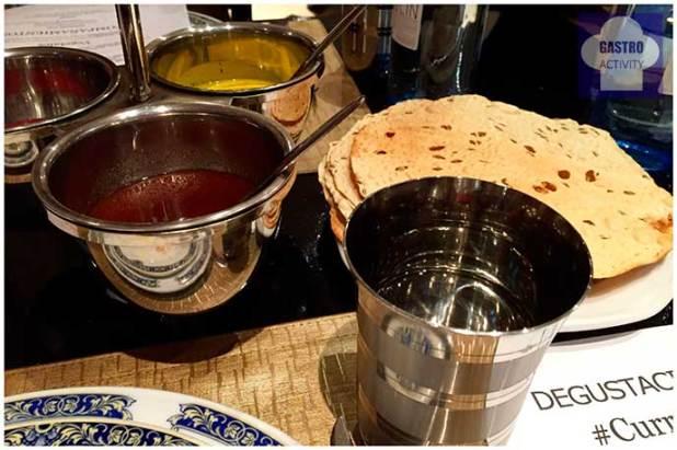 Restaurante Purnima comida hindu Madrid