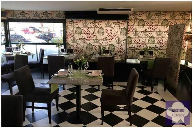 Comedor terraza Restaurante Jose Luis Madrid