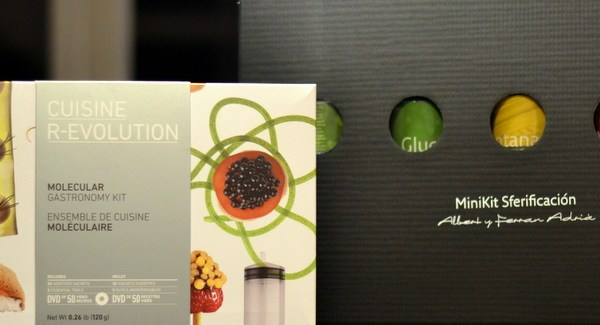 Weekendtesten: 2 Molekylær gastronomi kits