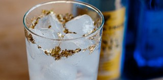 Tuesday G&T: Bluecoat Bladguld Bling