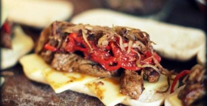Philly Chesse Steak (11)