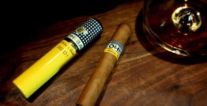 En god cigar hører sig til...