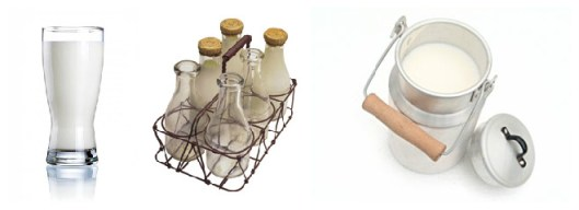 leche sin pasteuriza