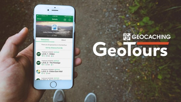 Geocaching GeoTours