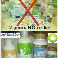 Shaklee: Eczema Testimony