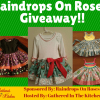 Raindrops On Roses Giveaway!