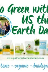 Go Green with US this Earth Day!