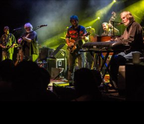 Leftover Salmon Featuring Bill Payne of Little Feat