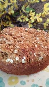 oat flour coffee cakecake balls
