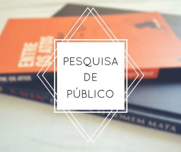 Pesquisa de Público - GatoQueFlutua - 2016