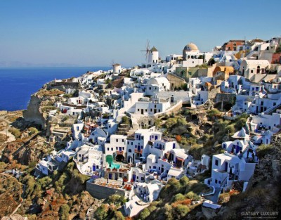 Santorini, Greece, view, Gatsby Travel | Gatsby Luxury ...