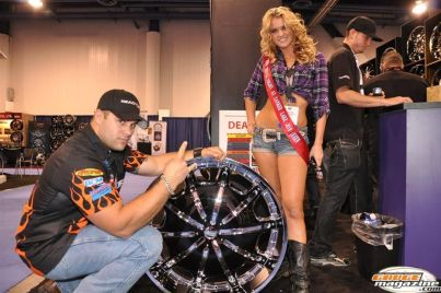 2011 SEMA Show | Celebrity Appearance Notification