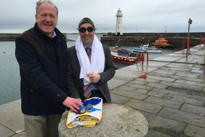 Council to acknowledge and celebrate North Channel Swim