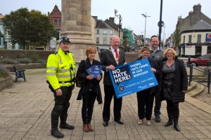 #nohatehere Campaign launched in Ards and North Down