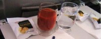 airline water