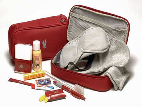 Airline Amenity Kits: American Airlines Amenity Kit