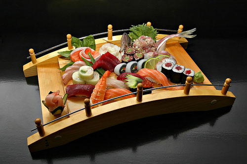 Best Sushi Places Around The World
