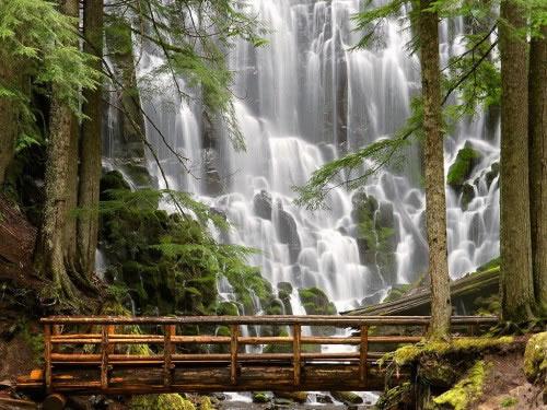 Amazing Places: Ramona Falls USA